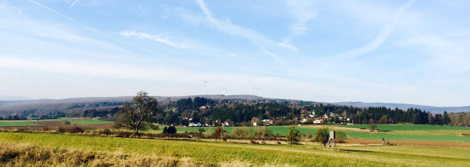 Wochenendgebiet Waldalgesheim